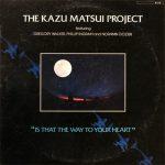 Matsui, Kazu 1984