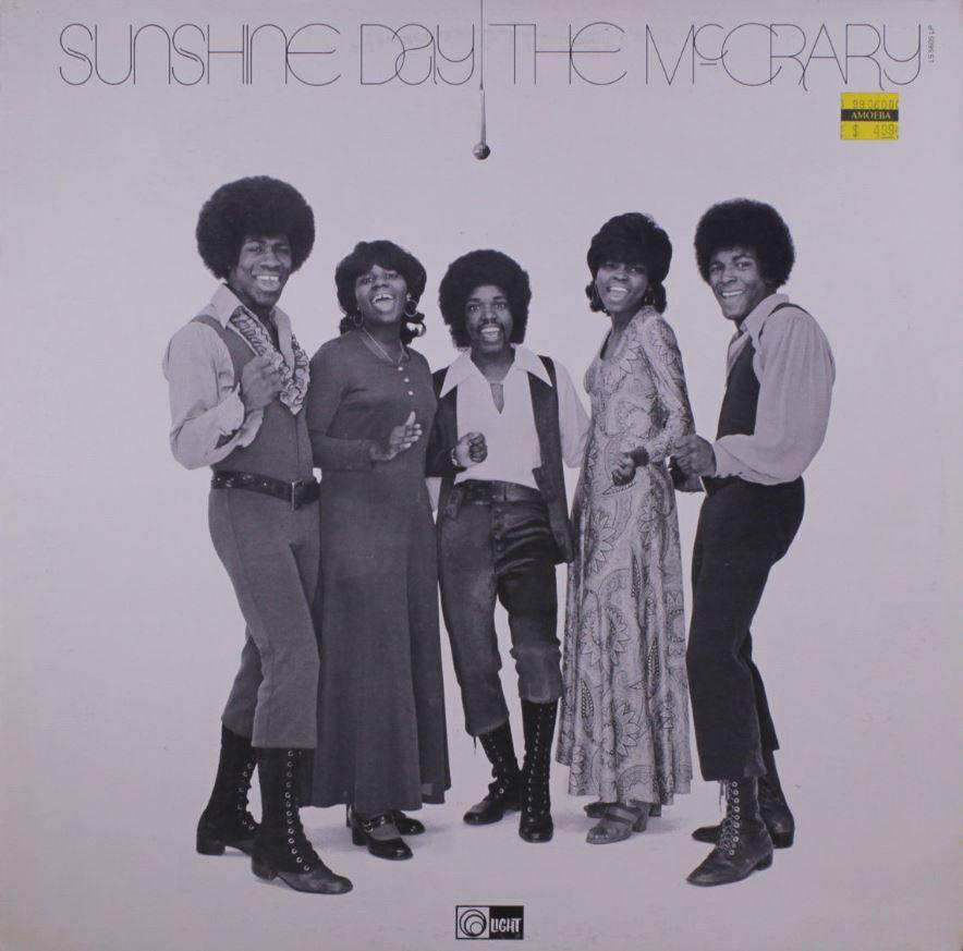 1972 The McCrarys – Sunshine Day