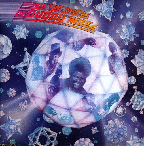 1974 Buddy Miles – All The Faces Of Buddy Miles
