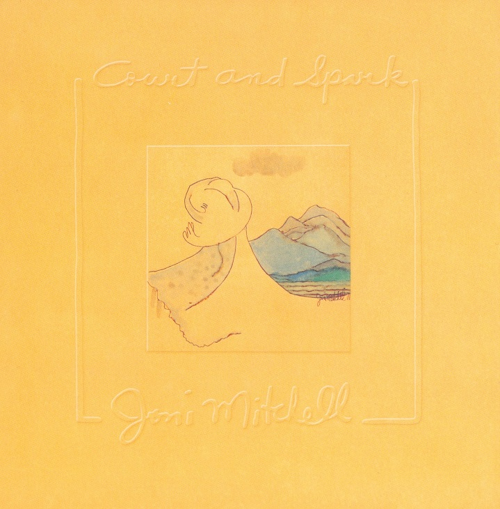 1974 Joni Mitchell – Court And Spark