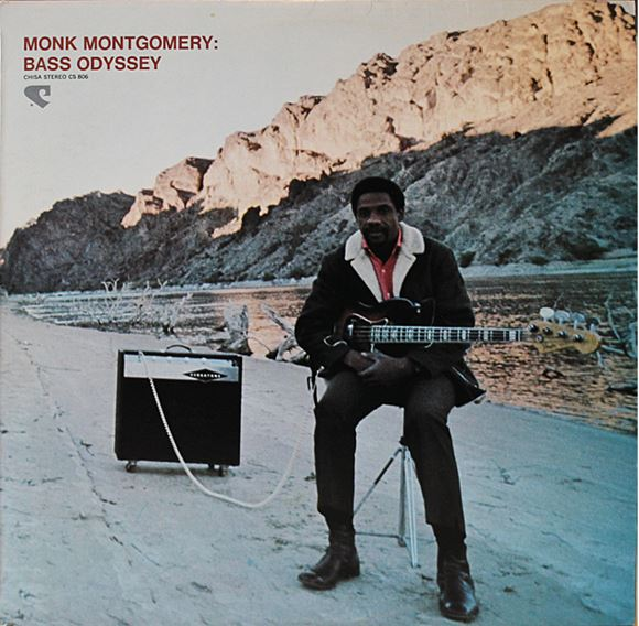 1971 Monk Montgomery – Bass Odyssey