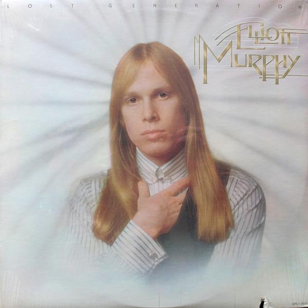 1975 Elliott Murphy – Lost Generation