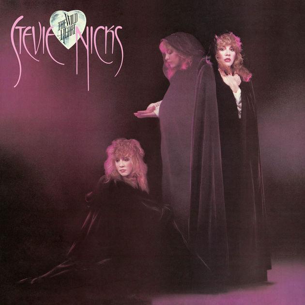 1983 Stevie Nicks – The Wild Heart