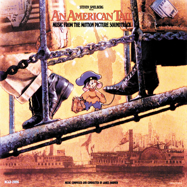 1987 Soundtrack – An American Tail