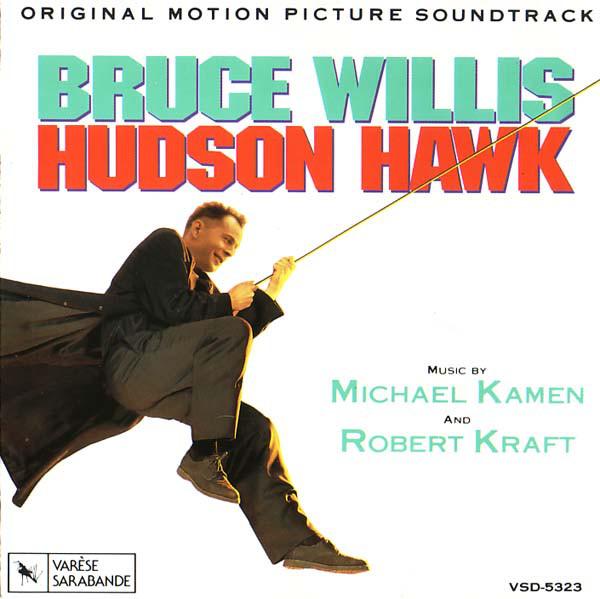 1991 Soundtrack – Hudson Hawk