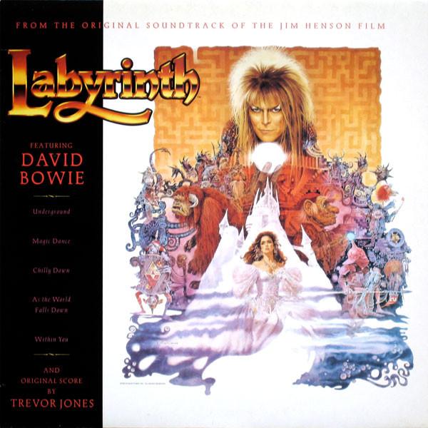 1986 Soundtrack – Labyrinth