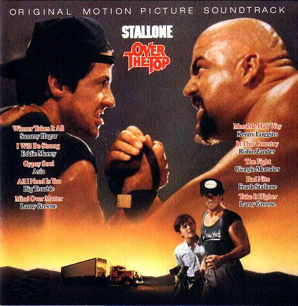 1987 Soundtrack – Over The Top
