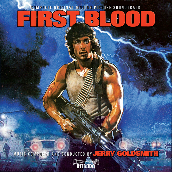 1982 Soundtrack – Rambo: First Blood