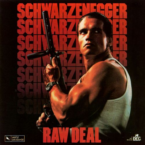 1986 Soundtrack – Raw Deal