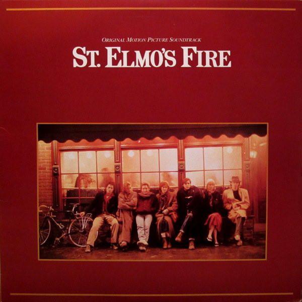 1985 Soundtrack – St Elmos Fire