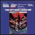 OST The Spy Who Loved Me 1977