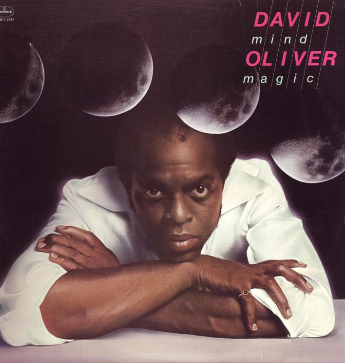1979 David Oliver – Mind Magic