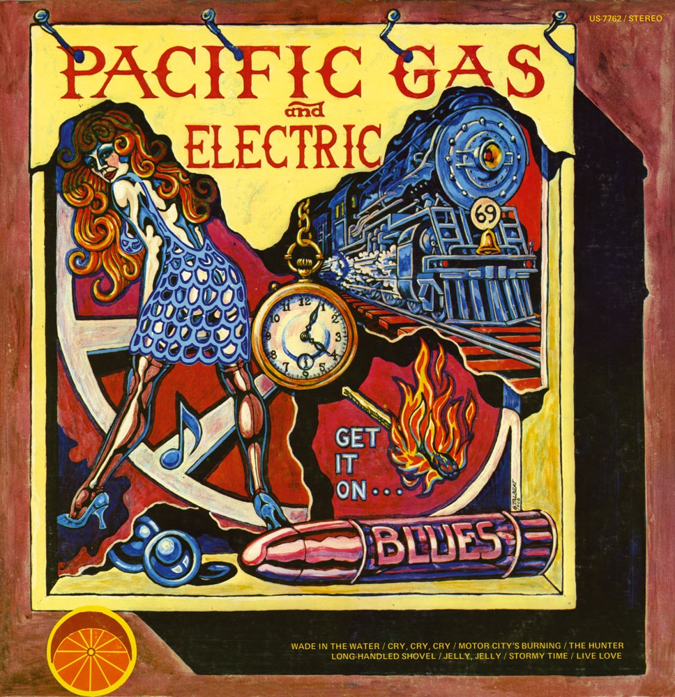 1968 Pacific Gas & Electric – Get It On