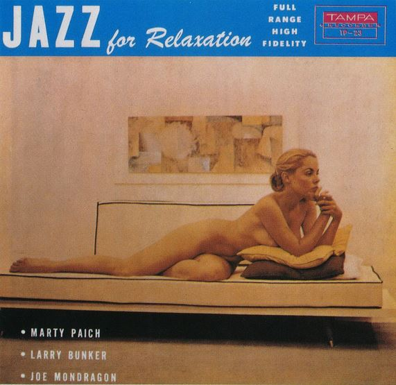1957 Marty Paich – Jazz For Relaxation