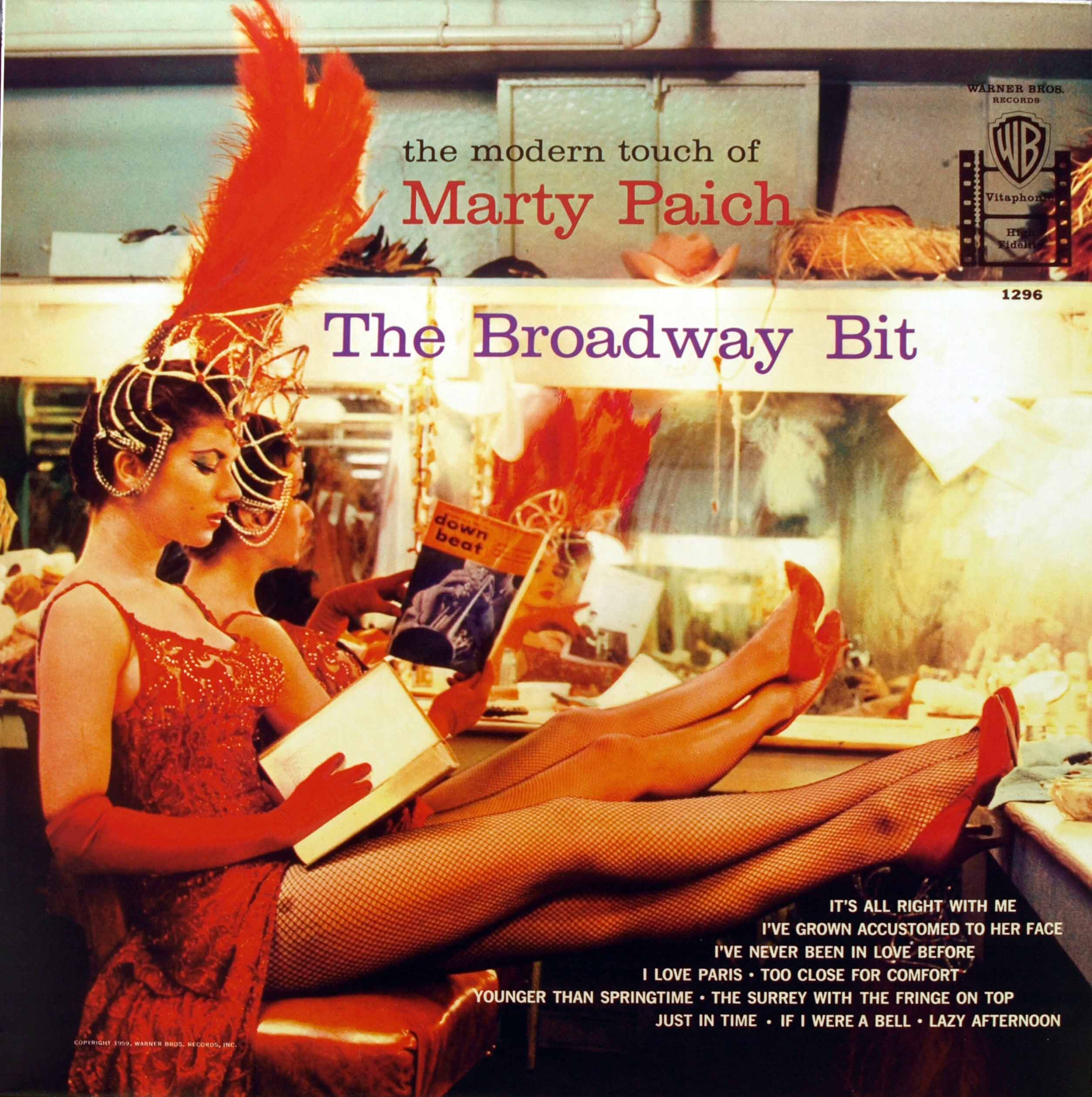 1959 Marty Paich – The Broadway Bit