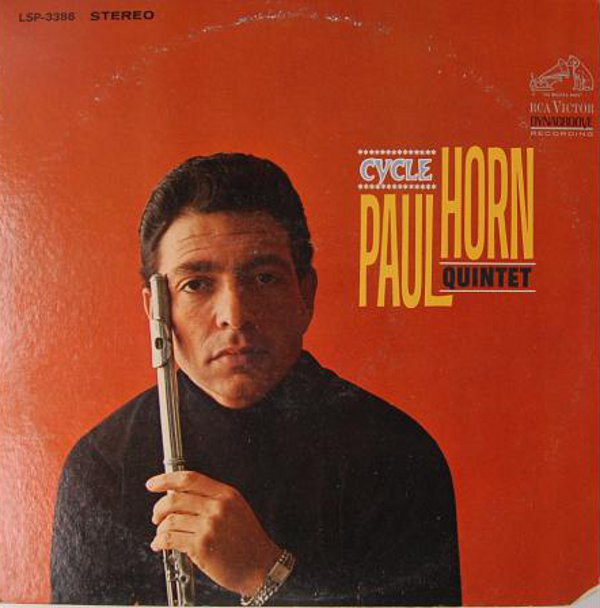 1965 Paul Horn Quintet – Cycle