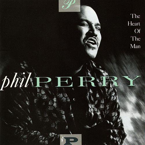 1991 Phil Perry – The Heart Of The Man