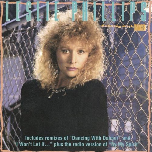 1984 Leslie Phillips – Dancing With Danger