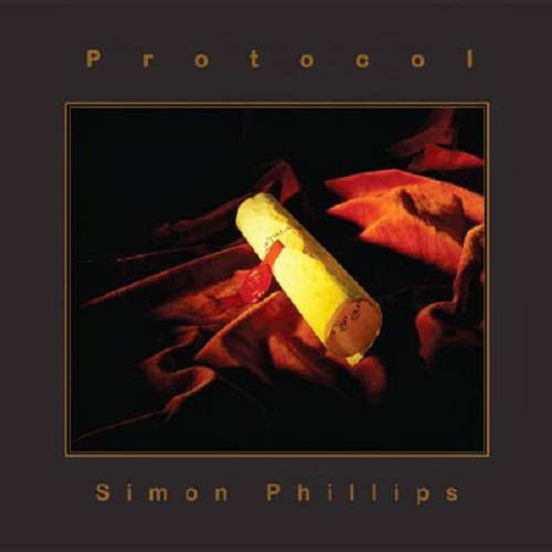 1988 Simon Phillips – Protocol