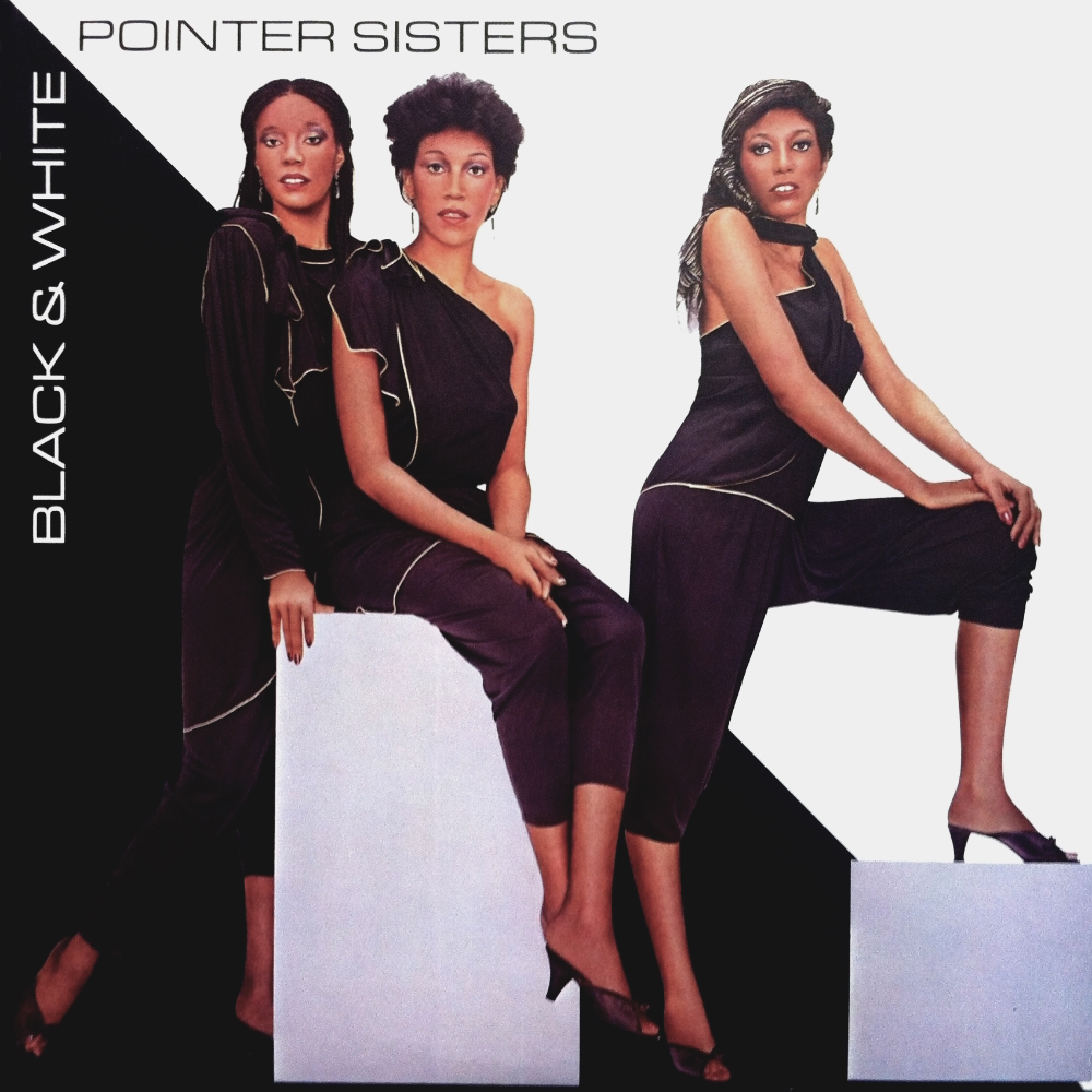 1981 Pointer Sisters – Black And White