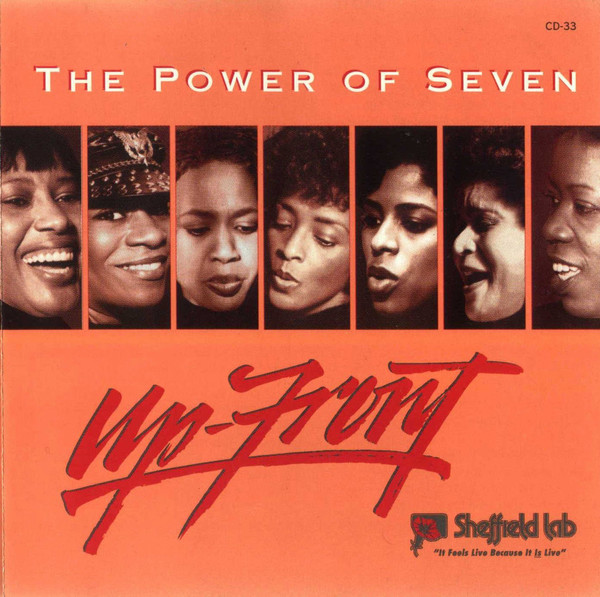 1992 Power Of Seven – The Power Of Seven-Up-Front