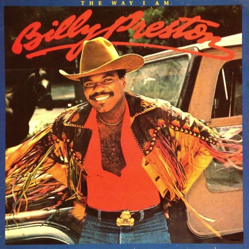1981 Billy Preston – The Way I Am