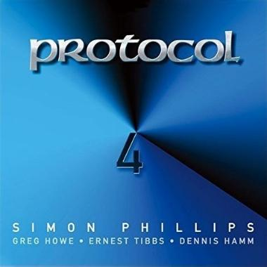 2017 Simon Phillips – Protocol 4