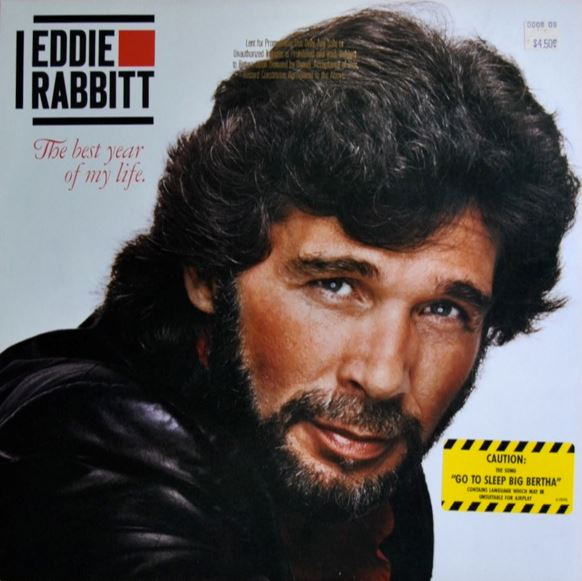 1984 Eddie Rabbitt – The Best Year Of My Life