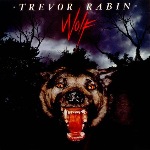 1981 Trevor Rabin – Wolf
