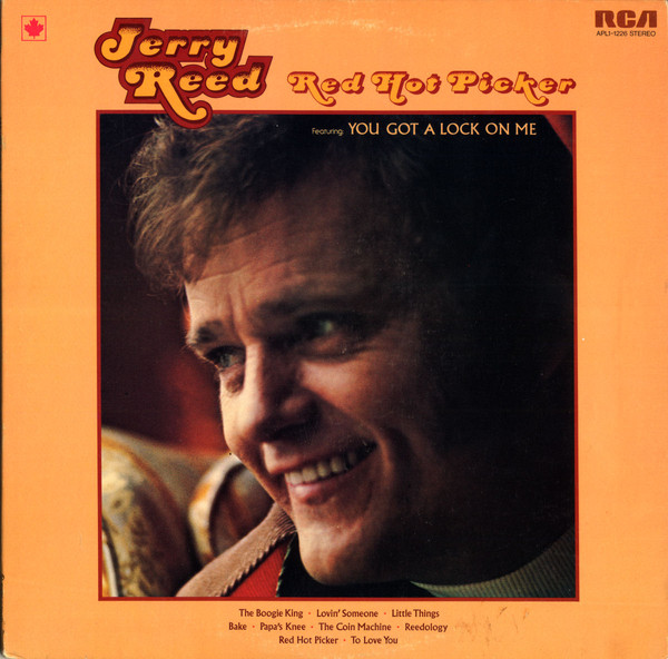1975 Jerry Reed – Red Hot Picker