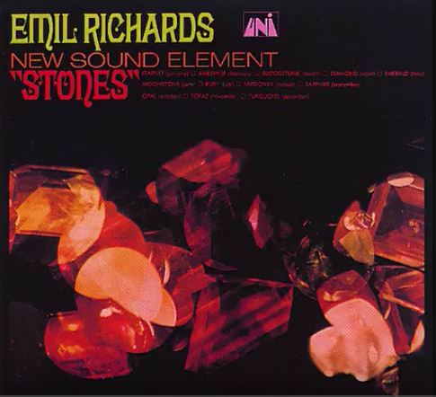 1967 Emil Richards – New Sound Element Stones