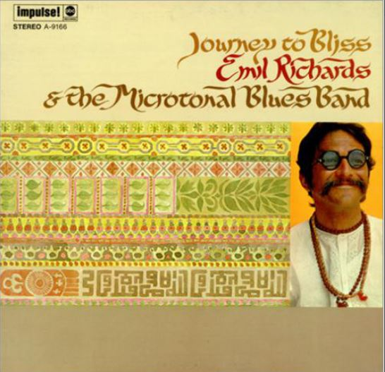 1968 Emil Richards & The Microtonal Blues Band – Journey To Bliss