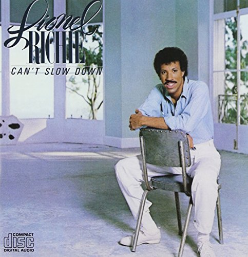 1983 Lionel Richie – Can't Slow Down