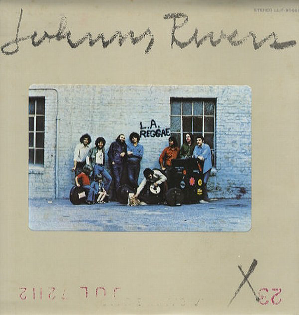 1972 Johnny Rivers – L.A. Reggae