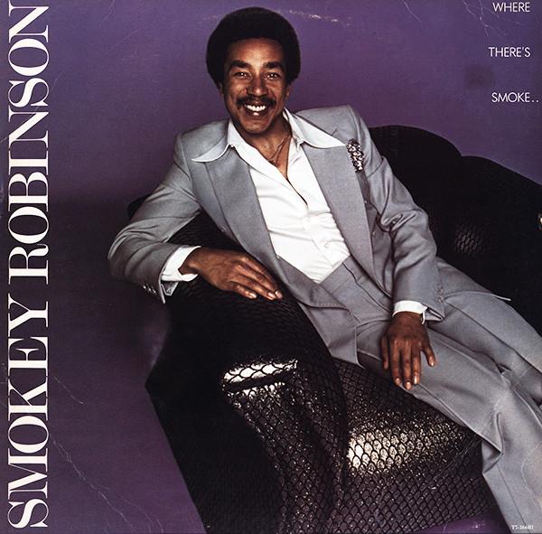 1979 Smokey Robinson – Where There's Smoke