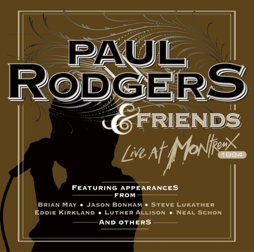 1994 Paul Rodgers & Friends – Live at Montreux 1994