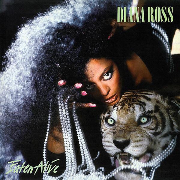 1985 Diana Ross – Eaten Alive