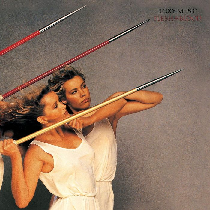 1980 Roxy Music – Flesh And Blood