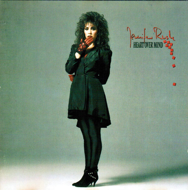 1987 Jennifer Rush – Heart Over Mind