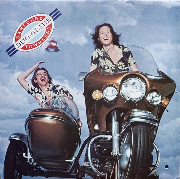 1977 Sanford Townsend Band – Duoglide