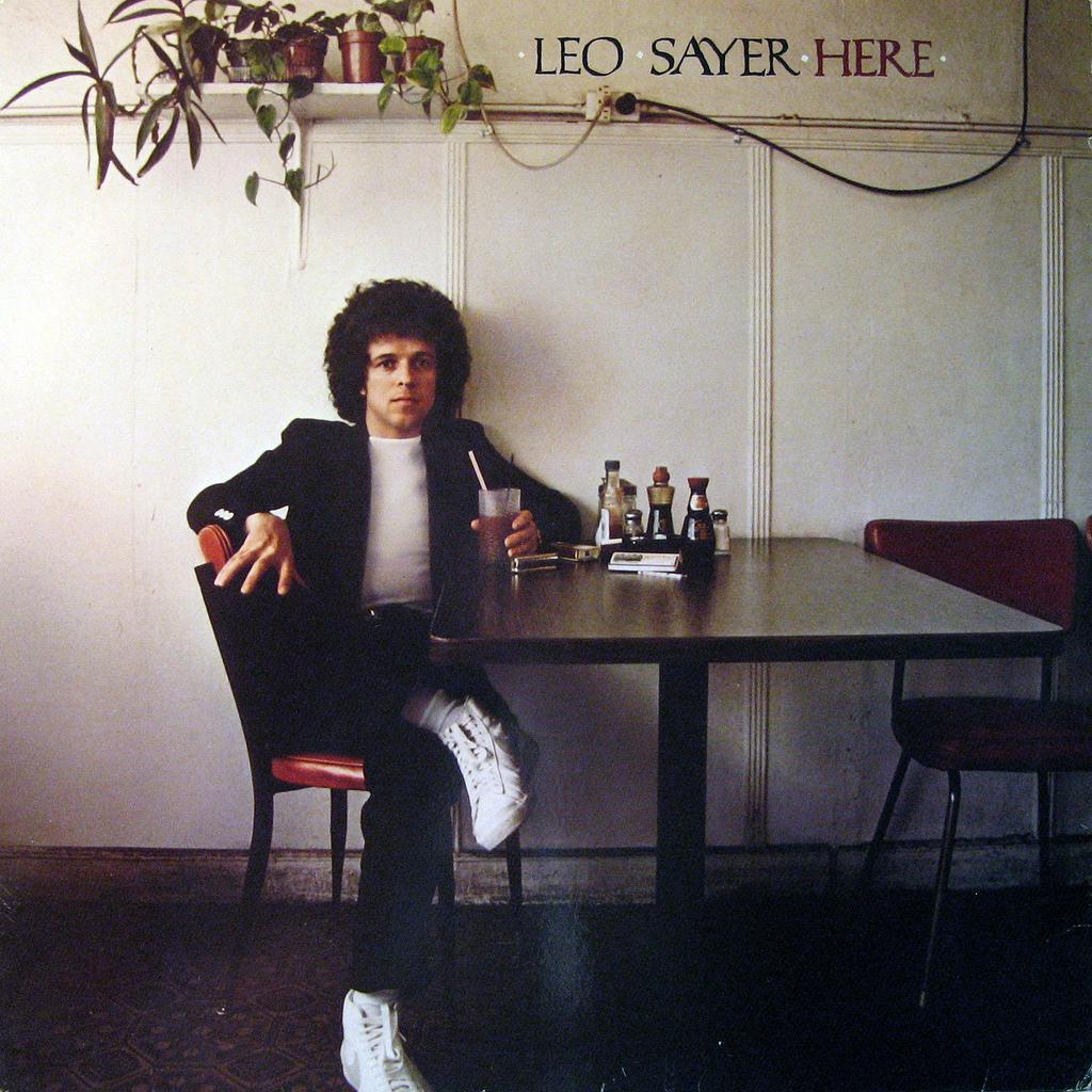 1979 Leo Sayer – Here