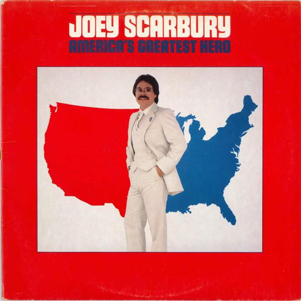 1981 Joey Scarbury – America's Greatest Hero