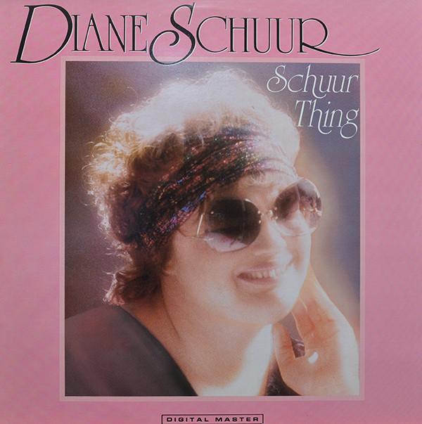 1985 Diane Schuur – Schuur Thing