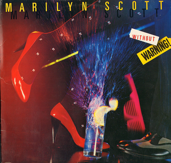 1983 Marilyn Scott ‎– Without Warning!