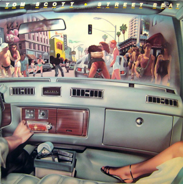 1979 Tom Scott – Street Beat
