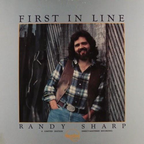 1976 Randy Sharp – First In Line