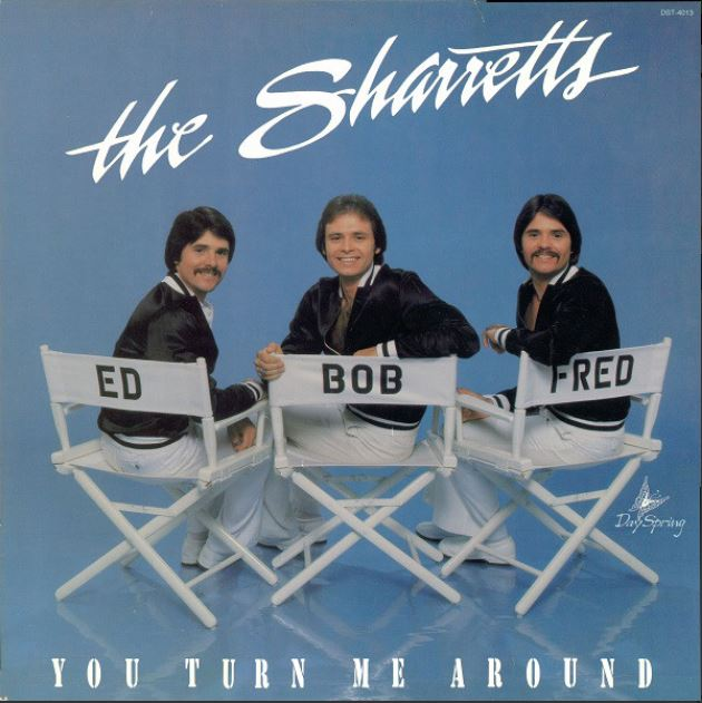 1978 The Sharretts – You Turn Me Around