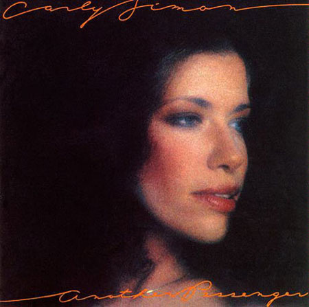 1976 Carly Simon – Another Passenger