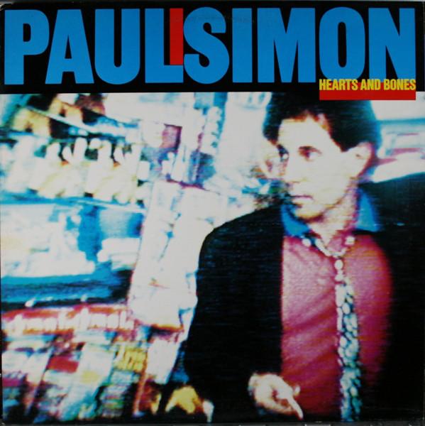 1983 Paul Simon – Hearts And Bones