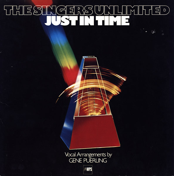 1978 The Singers Unlimited – Just In Time